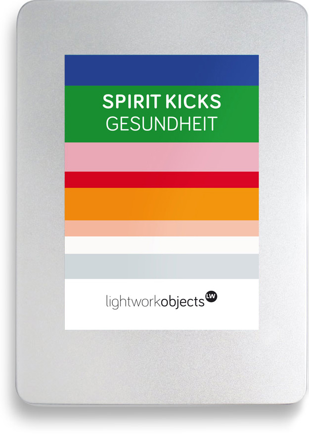 SPIRIT KICKS | GESUNDHEIT- Lightlanguage for Business