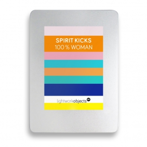 SPIRIT KICKS 100 % Woman