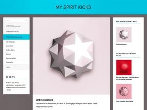 SPIRIT KICKS online ©Lightworkobjects