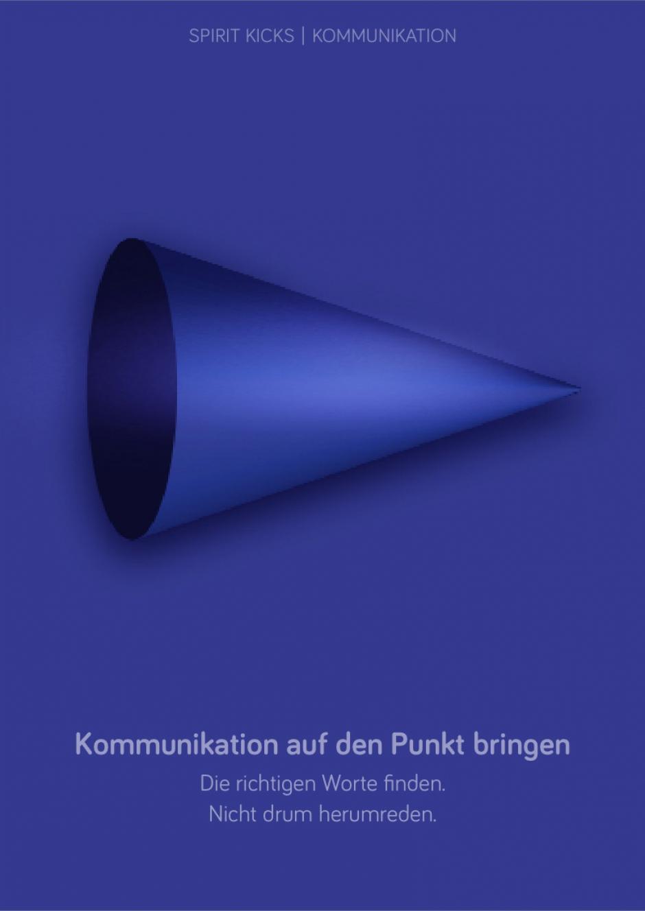 Tagesenergie SPIRIT KICKS: Kommunkation auf den Punkt bringen - Business-Lichtsprache von Lightwork