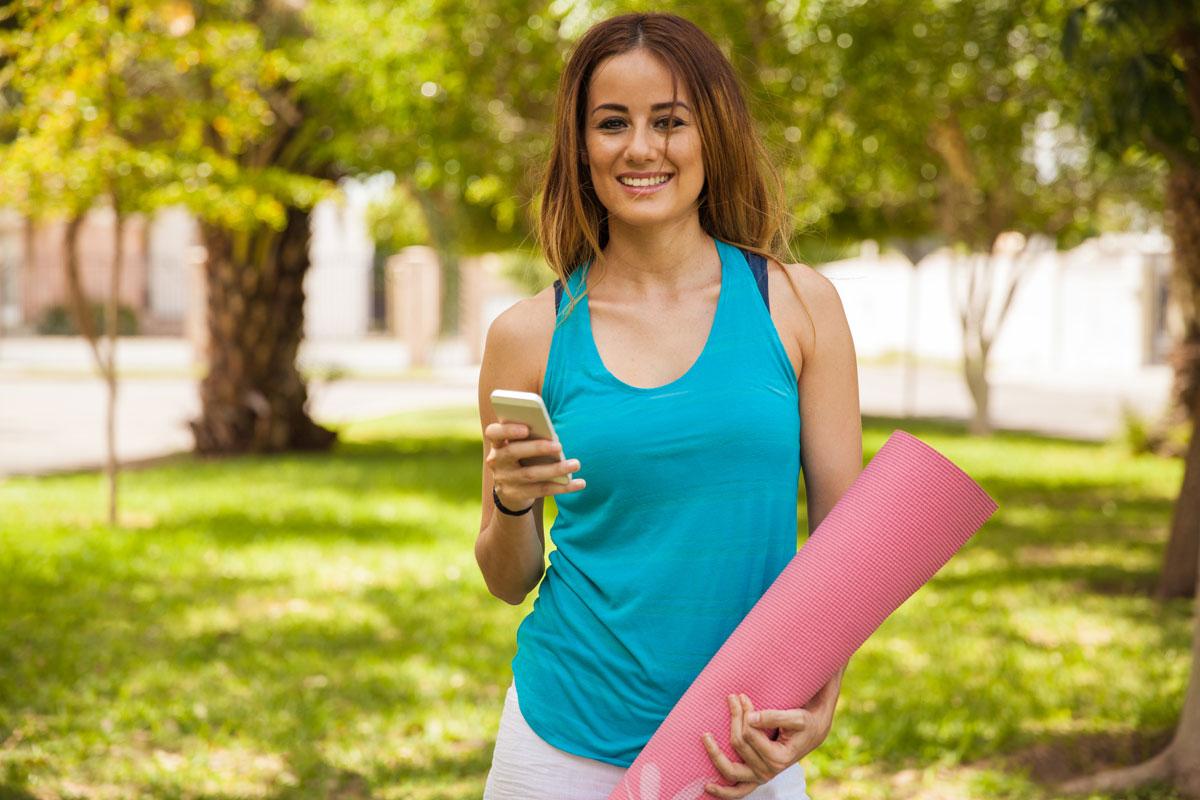 YOGA-SPIRIT: Clever genutzt kann Lichtsprache die Wirkung von Yoga noch intensivieren