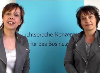 Lightwork-Video mit Christiane Wittig und Susanne Wittig