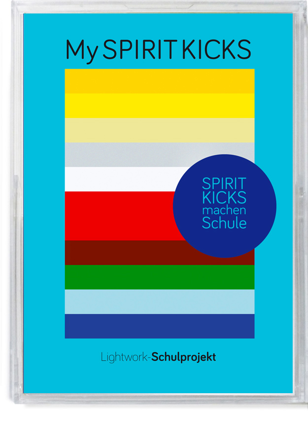 SPIRIT KICKS | Schulset - ©lightworkobjects.com